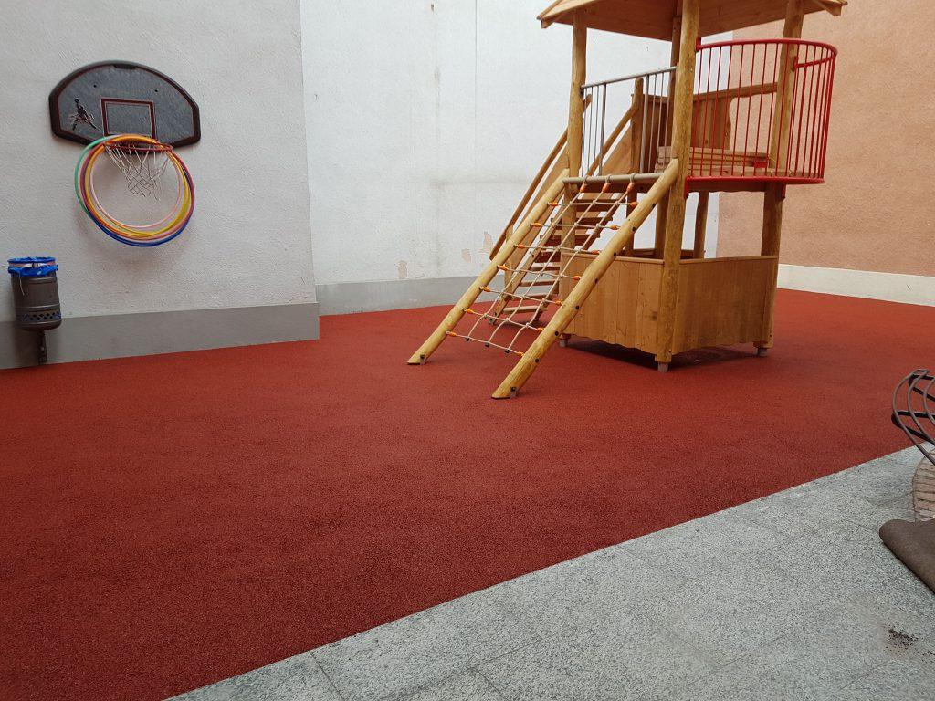Place de jeux